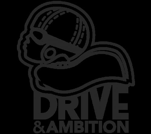 Drive & Ambition Logo T-Shirt 500x444