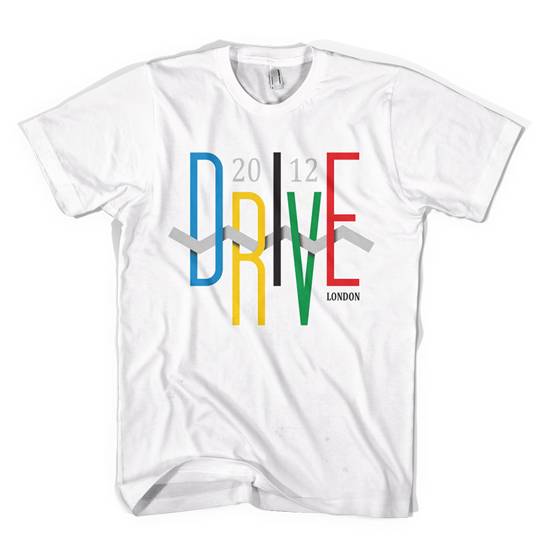 Drive & Ambition Olympic Level T-Shirt 790x786