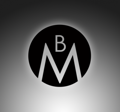 Brandon Mitchell Photography Logo 535x500