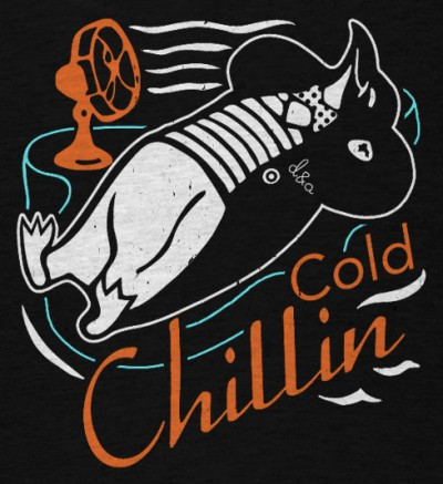 Drive & Ambition Cold Chillin Tank Top 489x535