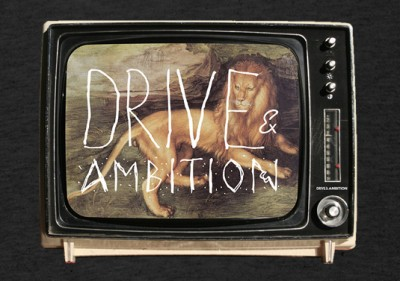 Drive & Ambition Mad Vision T-Shirt 535x377