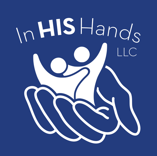 Blue In His Hands LLC Logo 535x530