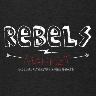 Rebels Market T-shirt RebelsMarket.com