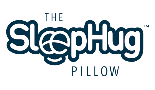 The SleepHug Pillow Logo 535x310