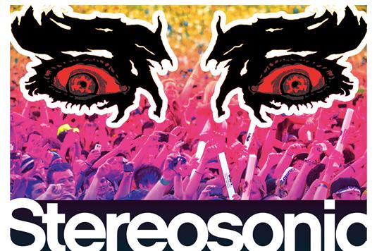 Stereosonic Wild T-Shirt 535x356