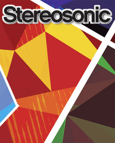 Stereosonic Sound Wall T-Shirt 428x531