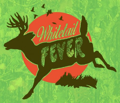 Whitetail Fever Outdoors Hunting T-shirt 535x460