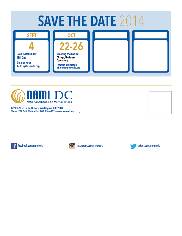 nami dc newsletter summer 2014 vol 4 8 pages 8 save the date 2014 612x792