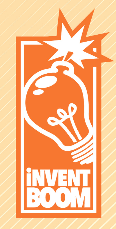 Invent Boom Product Consultation Logo Collage Portrait and Landscape 400x787