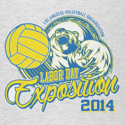 Los Angeles Volleyball Organization Labor Day Exposition 2014 535x535