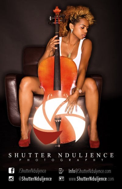 Shutter Nduljence Photography Flyer 5.5x8.5
