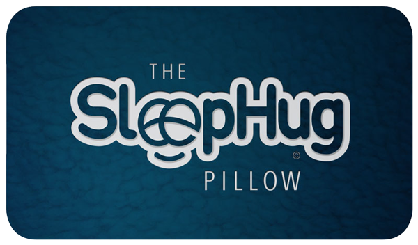 SleepHug Pillow Business Card Design 600x352