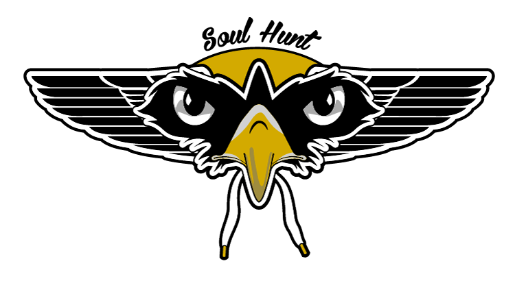 Sole Hunt Eagle Logo transparent Png 750x413