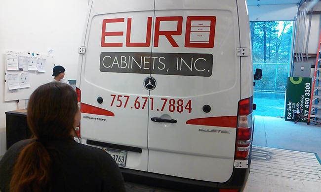 Euro Cabinets Logo Truck Design 650x390 2