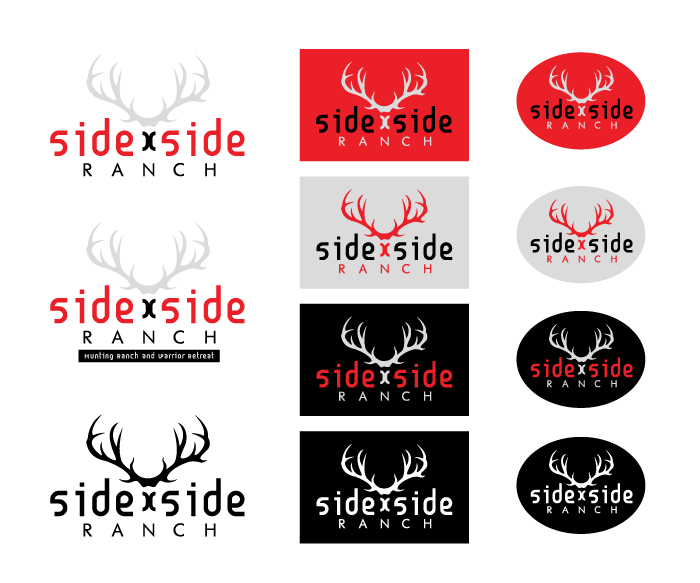 Side x Side Logo Variations 700x583