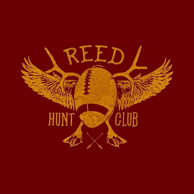 Jordan Reed Reed Hunt Club T-Shirt