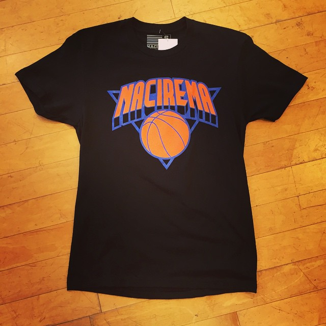 Nacirema Boutique Pro Series - Knicks Logo Flip