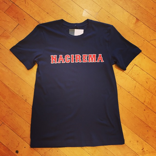 Nacirema Boutique Pro Series - Red Sox Logo Flip
