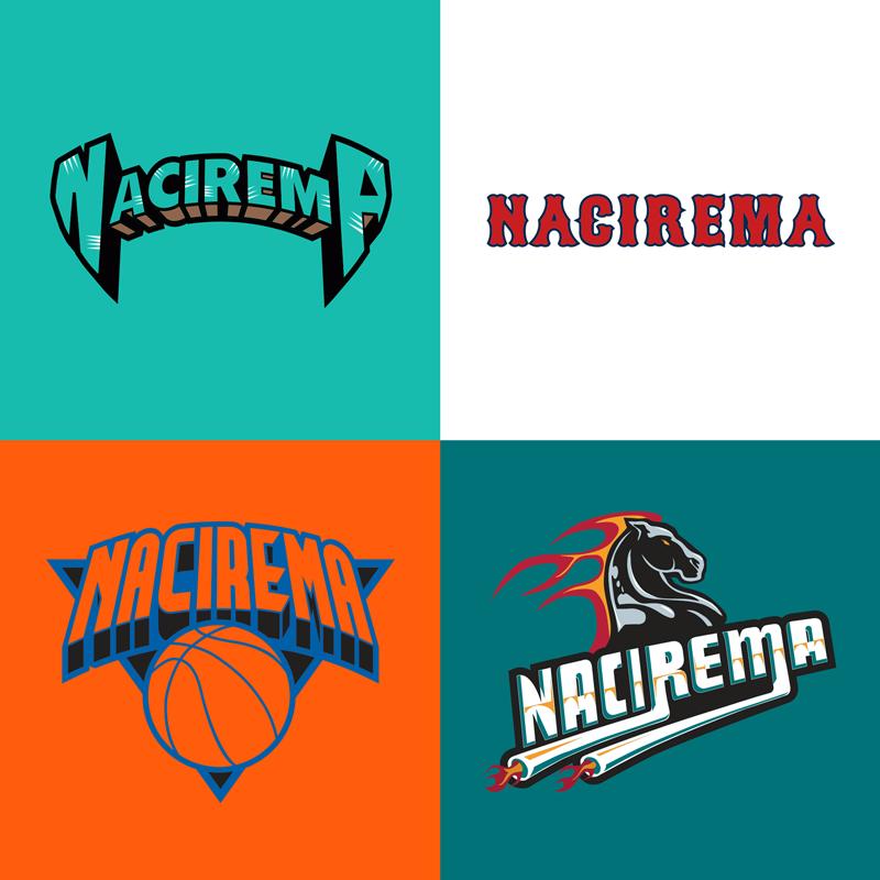 Nacirema Boutique Pro Series - Logo Flips